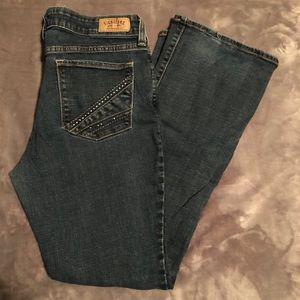 Levi's Modern Boot Cut Jeans.  Size 14.